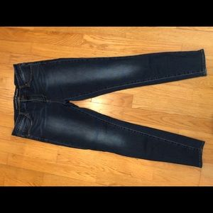 Articles of Society faded skinny jeans